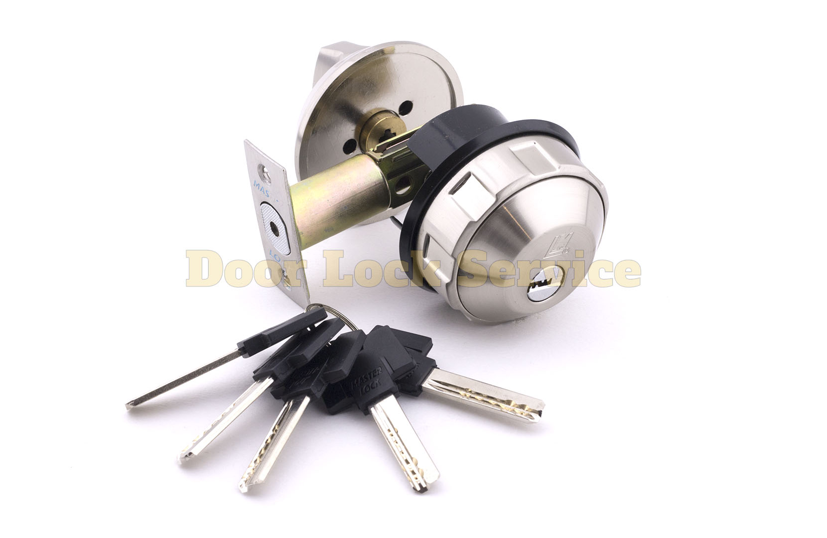 Master Lock DeadBolt (No-Key)